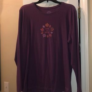 Life is Good long sleeve T-shirt. Size XL